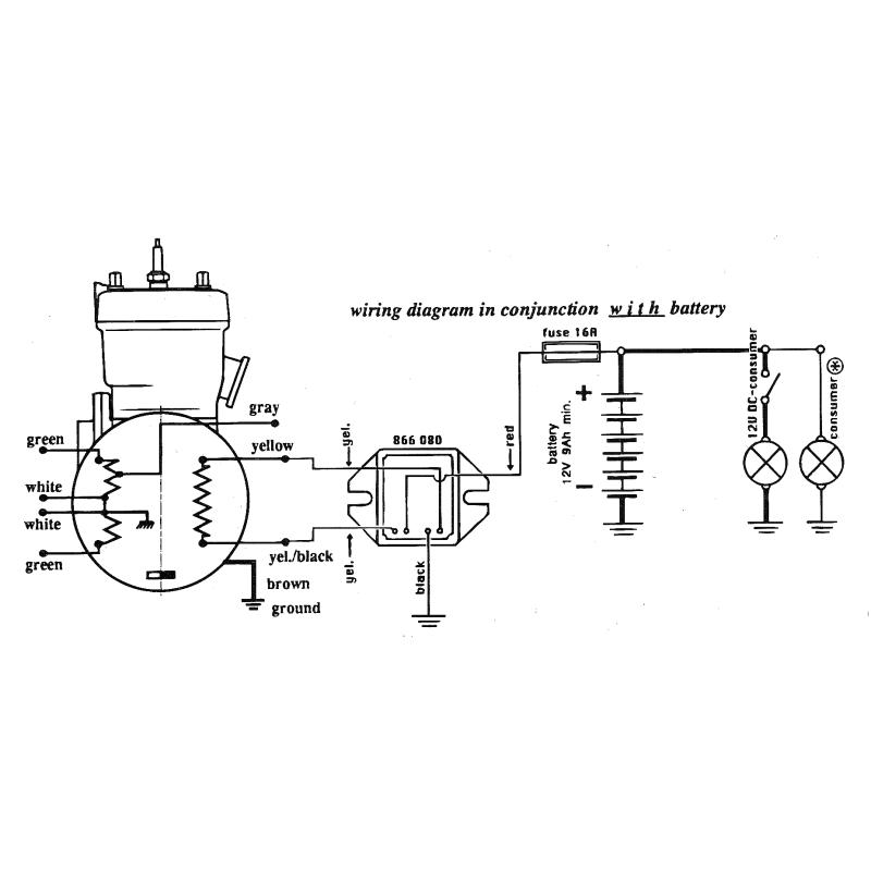Ammeter Wiring and Typmanium voltage regulator | Access Norton ForumsAccess Norton Forums