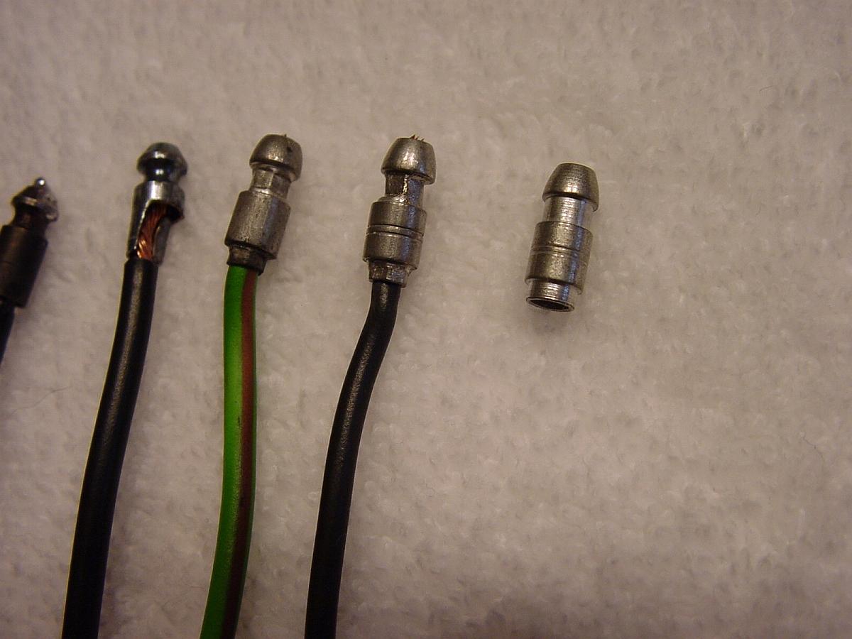 lucas bullet connectors vs japanese style bullet connectors norton