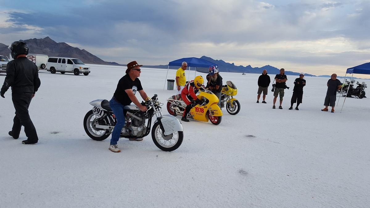 Jim on Paul's Bike at the Start Line 1200.jpg