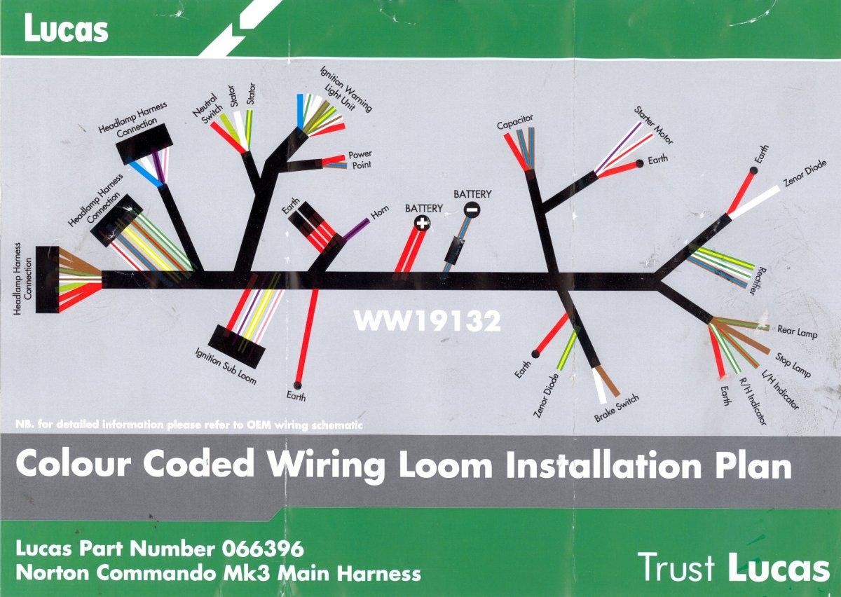 Mk Iii Color Wiring Diagrams