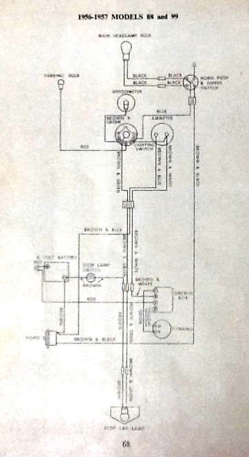 early norton wiring diagrams | norton commando motorcycle ... norton atlas wiring diagram duff norton wiring diagram