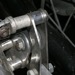 rearset pillion pegs