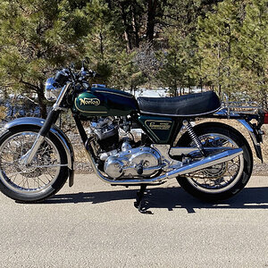Jerry's Norton Commando MK3