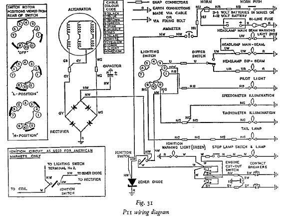 P11 Wiring Diagram